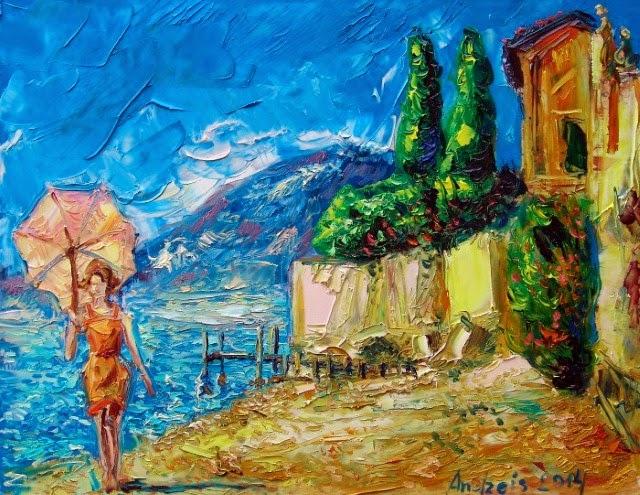 Современный художник из Риги. Andrejs Bovtovics
