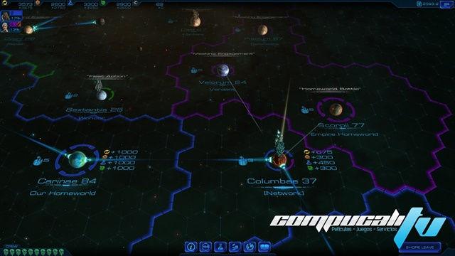 Sid Meier's Starships PC Full Español