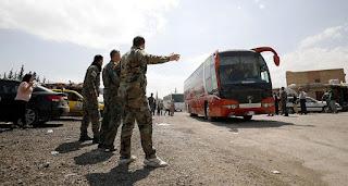 Στα χέρια του Άσαντ ολόκληρη η Ανατολική Γούτα