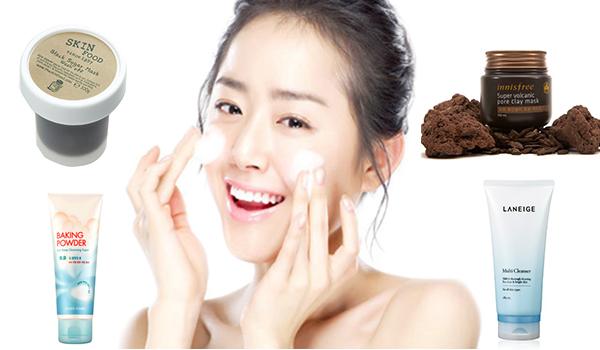 cuidado facial, exfoliante, desmaquillante, crema facial, cosméticos coreanos, marcas coreanas, rutina diaria de cuidado facial en la mañana