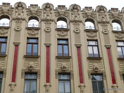 apartamento Boguslavskiy en la calle Alberta 2a, Riga