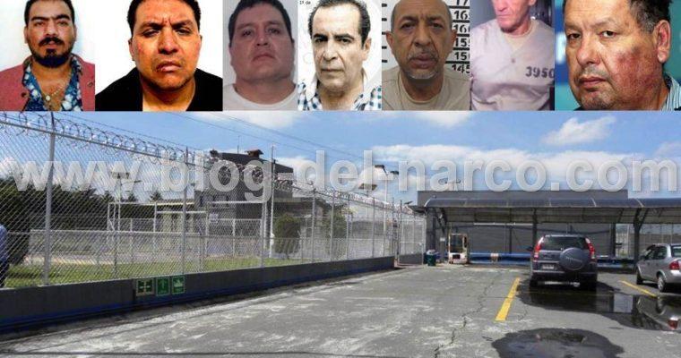 """Narcos enojados en el """"Altiplano"""""""