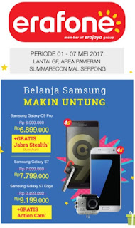 Samsung Mayday Summarecon Mal Serpong