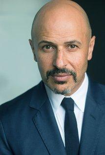 Maz Jobrani. Director of Jimmy Vestvood: Amerikan Hero