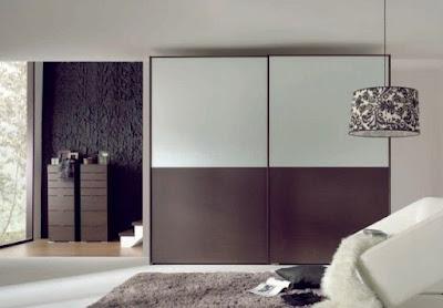 Model Lemari Minimalis Modern