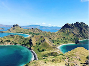 Enjoy the Beautiful Spot of Nature on Padar Island, Flores