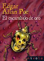 Portada libro el escarabajo de oro descargar epub mobi pdf gratis