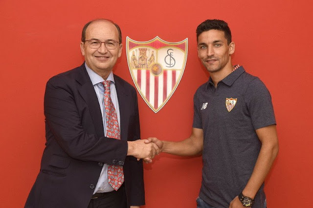 Navas Come Back Sevilla