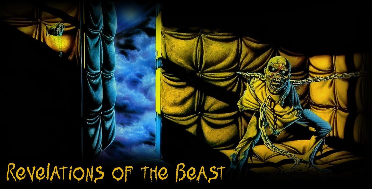 Revelations Of The Beast: IRON MAIDEN BOOTLEG DVDs