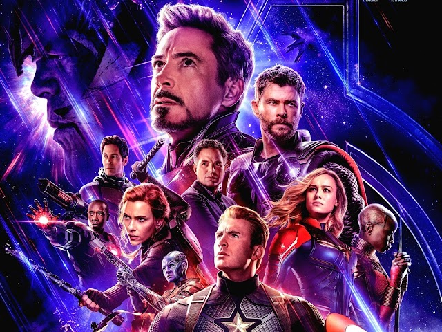 It's the end of the world in Marvel's new trailer for Avengers: Endgame