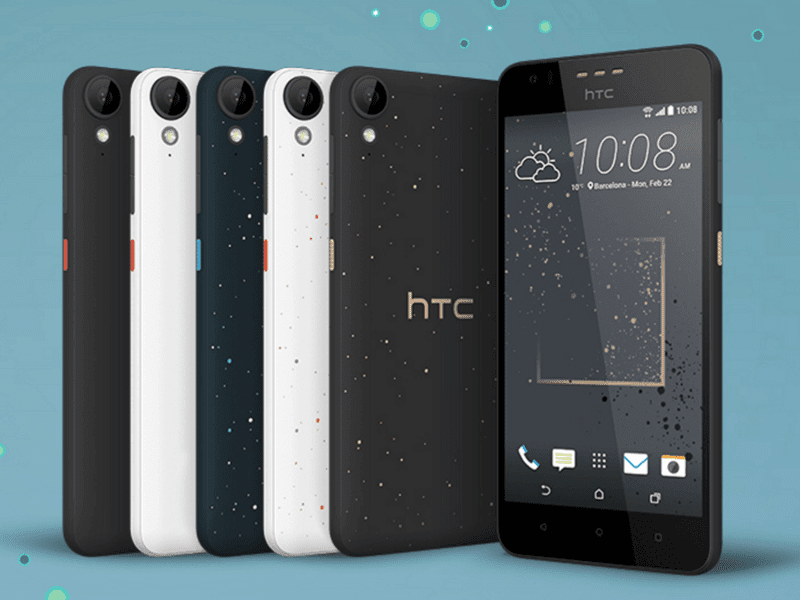 HTC Desire 825 announced too