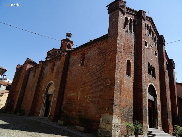 Pavia, San Teodoro, romanico