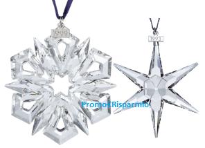 Logo Con Natale Swarovski vinci ogni giorno bracciali e gioielli