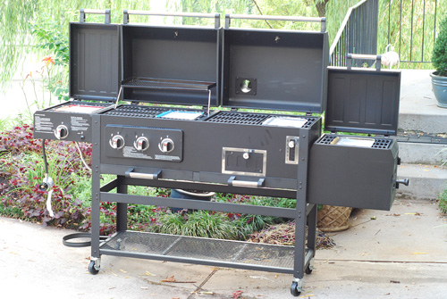 Faq Smoke Hollow Gas Charcoal Grill Smoker Combo 47180t