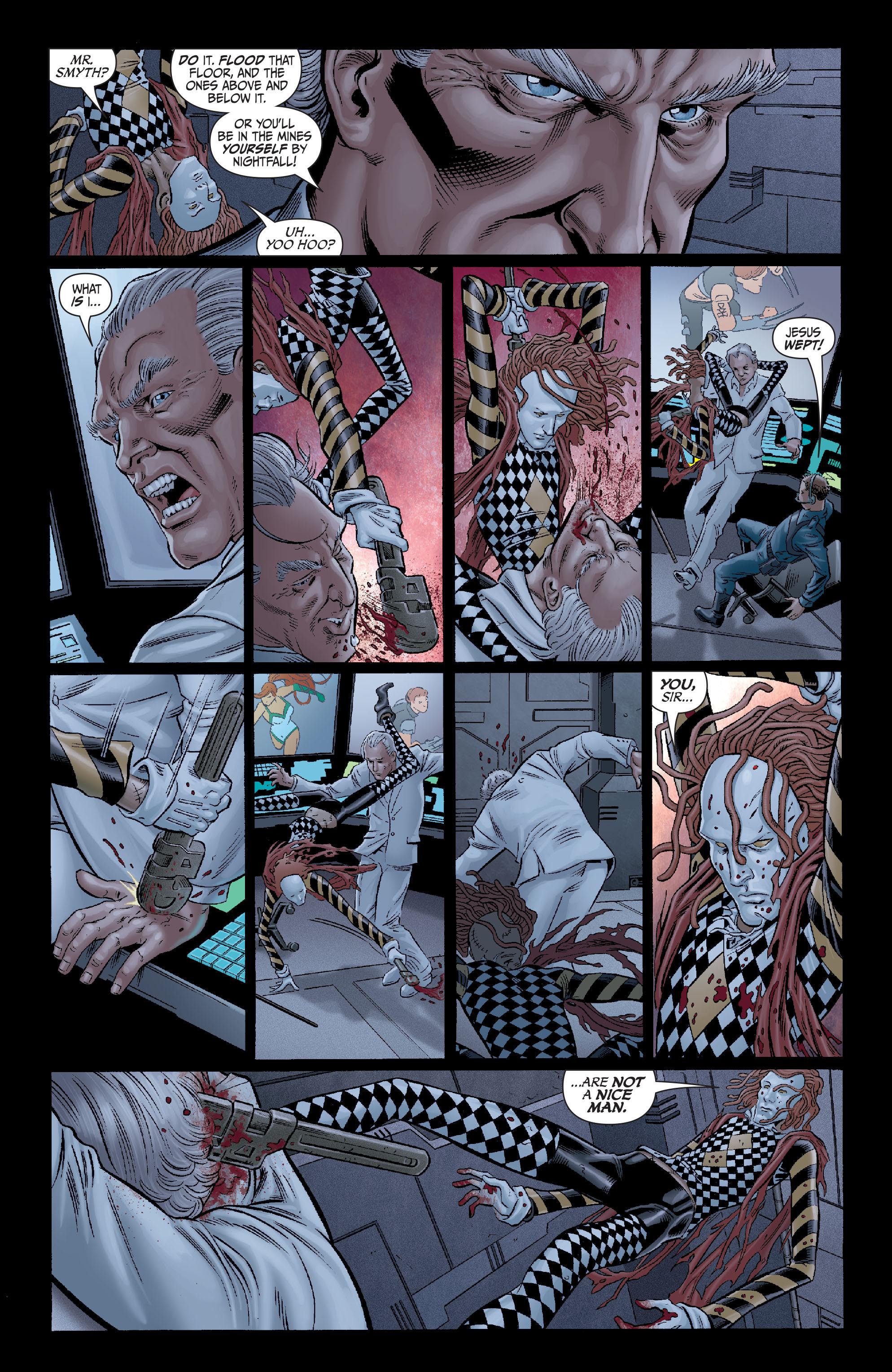 Read online Secret Six (2008) comic -  Issue #14 - 13