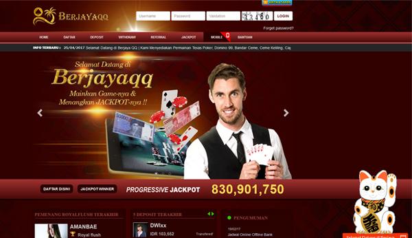Kumpulan Situs Daftar Poker Online Aman, Terpercaya dan
