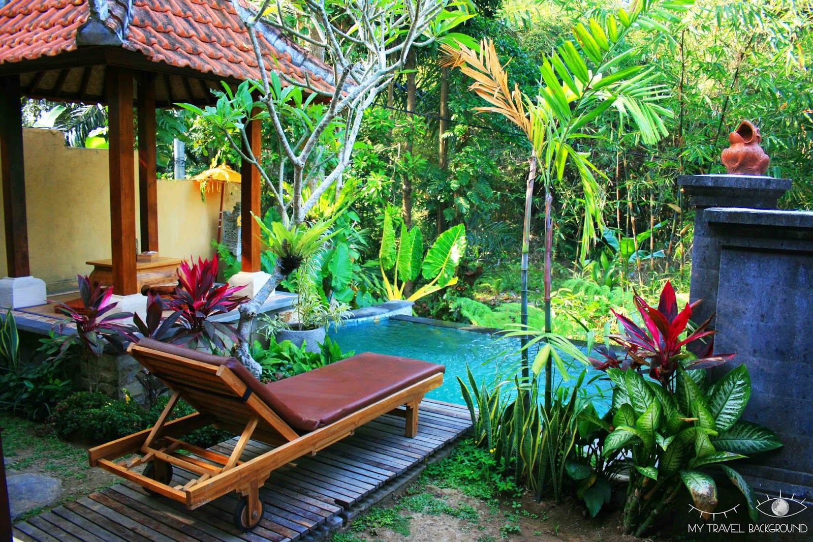 My Travel Background : Where To Bali et Gili T - Villa Segening à Ubud