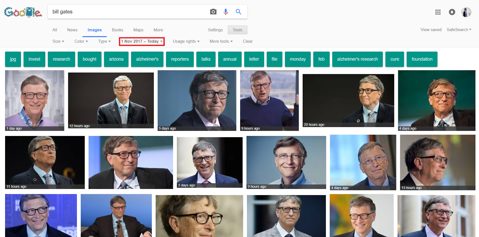 Top Bill Gates images in 2017 by Google Image Advanced Search