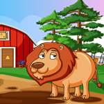 G4K Lion Rescue Game