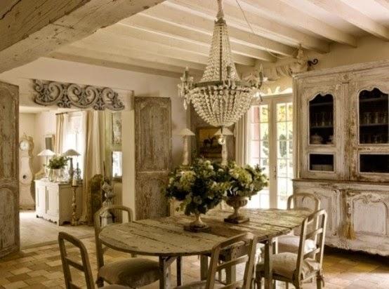 comment cr er un style cottage chic d cor de maison d coration chambre. Black Bedroom Furniture Sets. Home Design Ideas