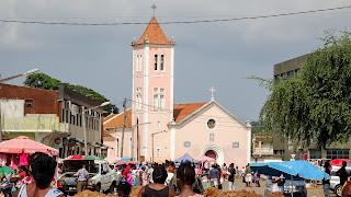 Igreja da Conceição is a church in Sao Tome