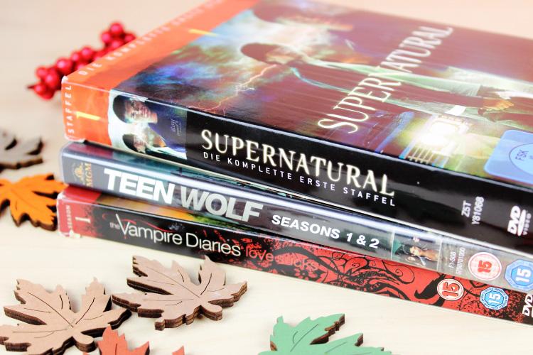 Serien-ABC, Serien Tag, Filmblogger, Supernatural, Mysteryserien, Teen Wolf, Vampire Diaries, Serienjunkie