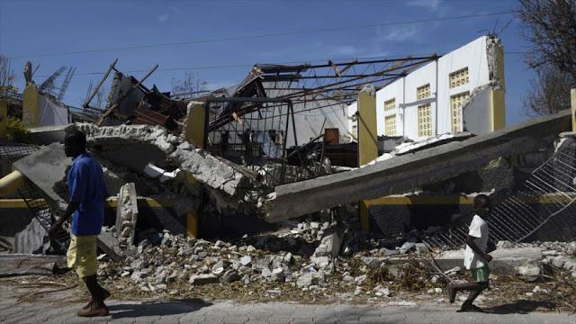 Haitianos piden que no se hagan donativos a Cruz Roja Americana