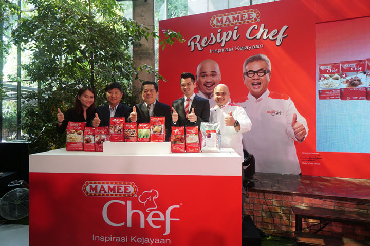 Shinsegae Mamee Lancar Produk Foodservice