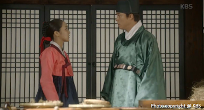 Choi Dae Chul, Jung Yoo Min, Love in the Moonlight, Moonlight Drawn By Clouds, Ep7, 20160912, video 3