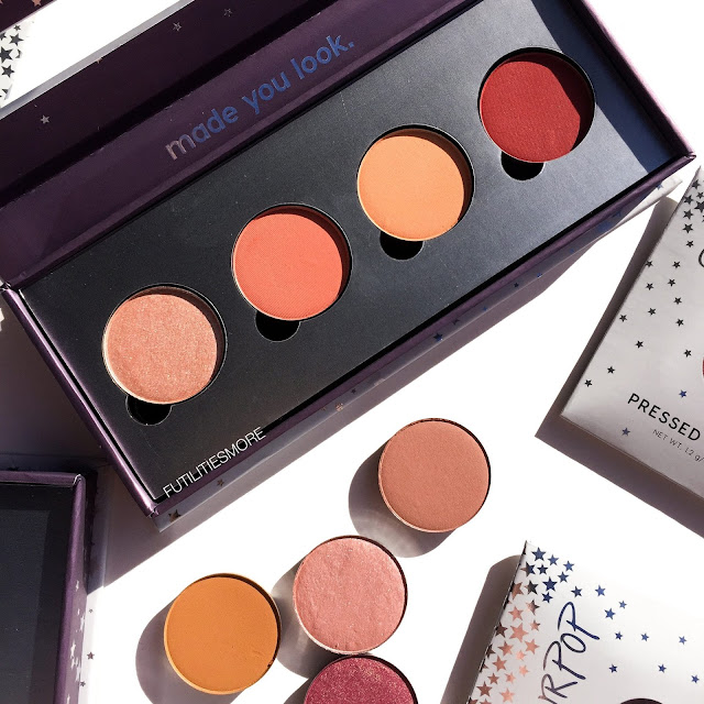 Colourpop Lo-key palette review, pictures and swatches, futilitiesmore, futilitiesandmore, futilities and more,
