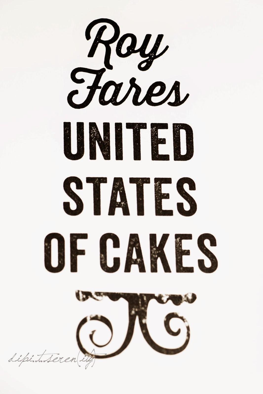 Roy Fares - United States of Cakes aus dem Christian Verlag