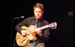 El guitarrista Perry Smith debuta en el Club Bebop de Buenos Aires - Argentina / stereojazz