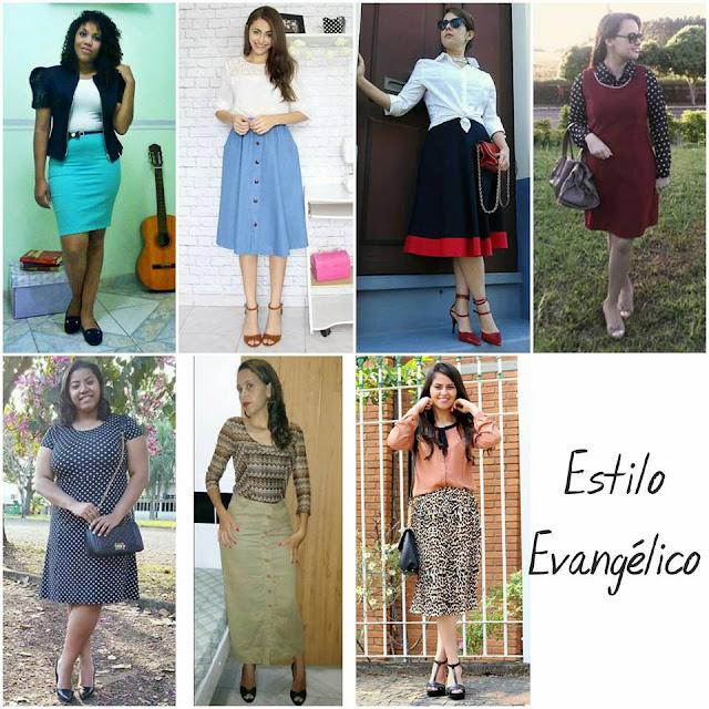 53ea0d9751 Somos evangélicas   By Ana K.   Moda da Dani   Cristã Delicada ✿