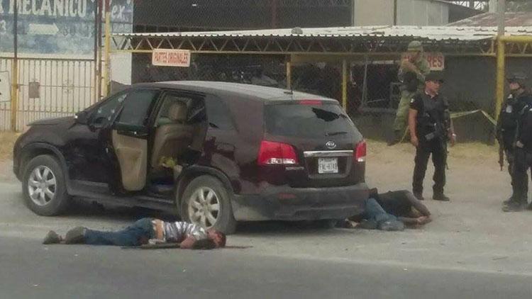 VIDEOS: ASÍ FUE LA BALACERA ENTRE EL CÁRTEL DEL GOLFO Y POLICÍAS EN REYNOSA QUE DEJO 5 MUERTOS