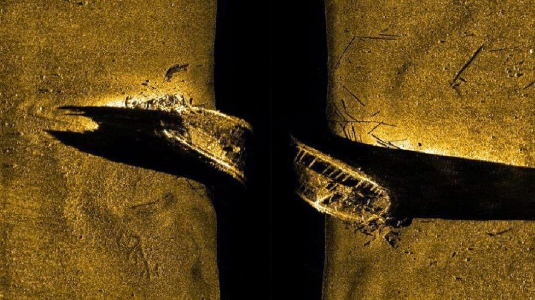 Franklin wreck found in Arctic identified as the HMS Erebus