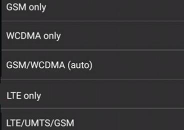 infinix-4g-network-only-mode