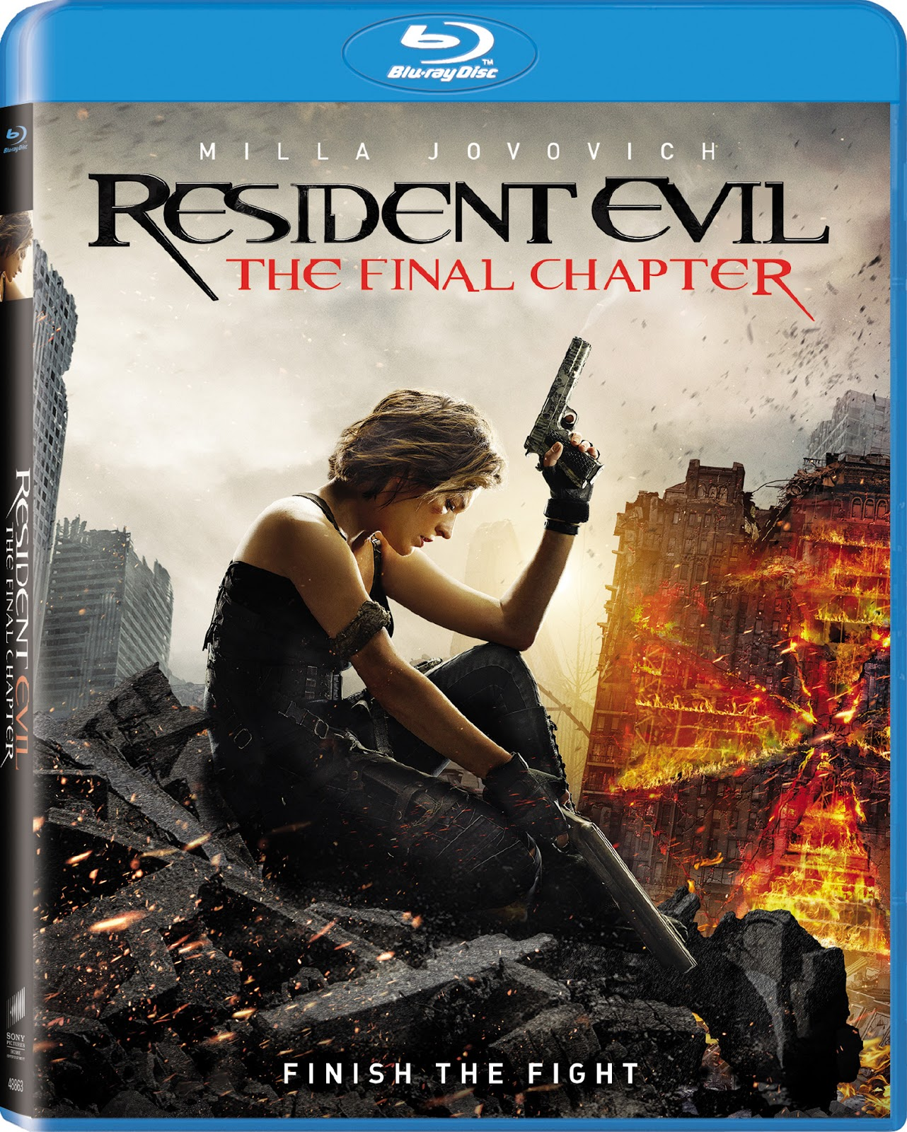 Resident Evil Capitulo Final BD25 Descargar LATINO