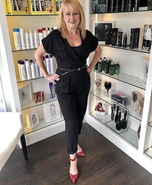 Michelle Lopez Mint Salon Oxshott Surrey