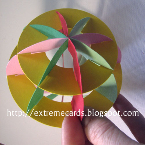 Globe Sliceform Tutorial