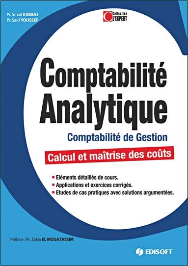 Livre - Comptabilité analytique
