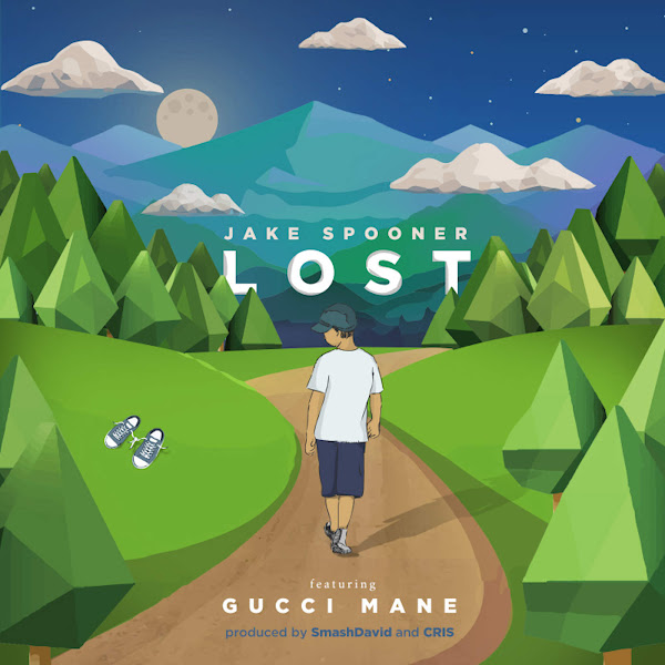 Jake Spooner - Lost (feat. Gucci Mane) - Single Cover