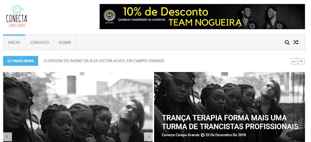 Portal Conecta Campo Grande traz jornalismo e serviço para região da Zona Oeste