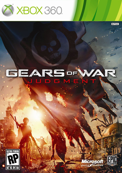 Gears Of War Judgment Xbox 360 Región Free XGD3