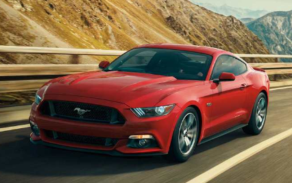 Drive the open road dream in the 2017 Ford Mustang