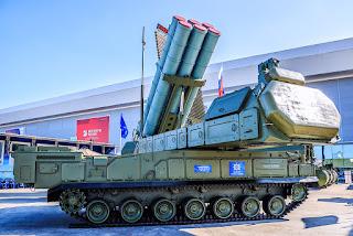 """9K317M """"Buk-M3"""""""