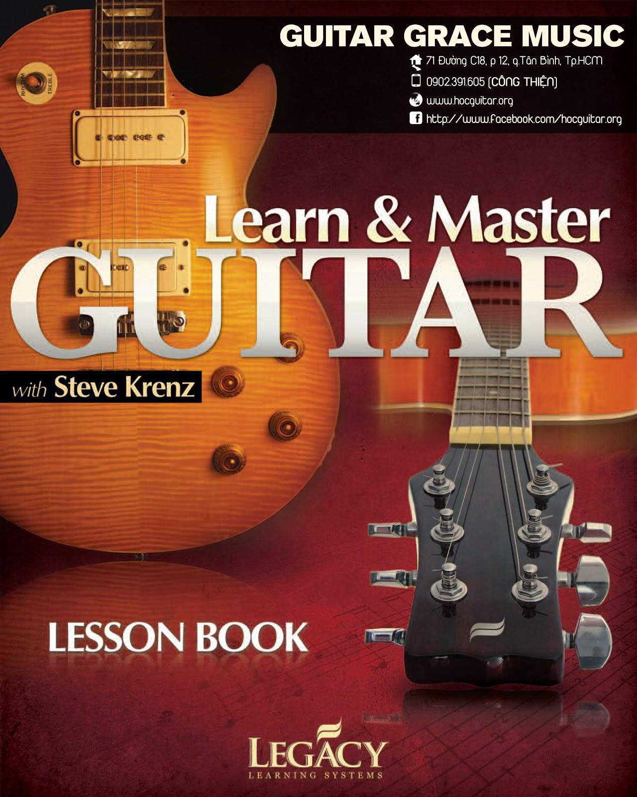 học đàn guitar đệm hát quận tân bình