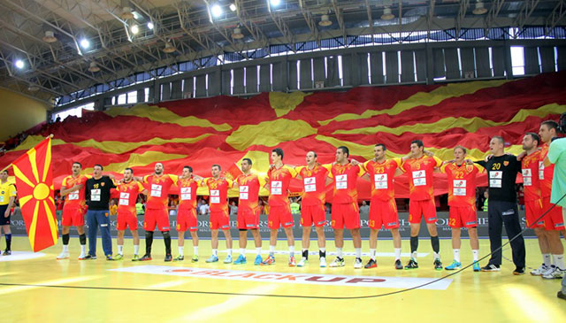 Macedonia tonight against Poland for Olympics Qualifier