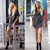 PHOTO: Singer Ciara Stuns In Lovely Outfit In High Boots Amid Pregnancy Rumour
