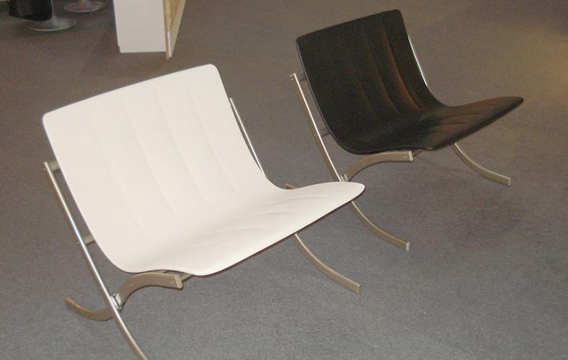 A Beautiful Modern, Lightweight Indoor/outdoor Chair Option For Lovers Of  Modern Classic Design.