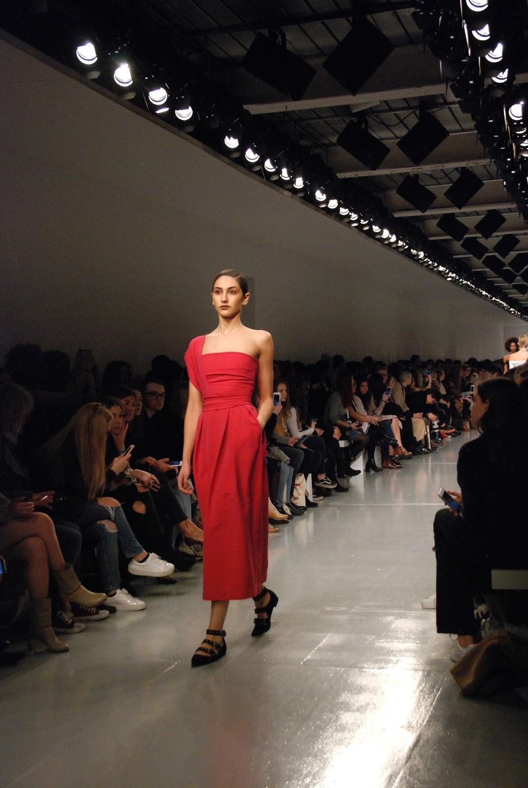 Fuchsia Shoulder Sweetheart Dress